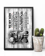 Son - Hugging - I Sometimes Wish You Were Still  16x24 Poster lifestyle-poster-8
