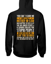 Son-in-law - Have A Crazy Mother-in-law Who Hooded Sweatshirt thumbnail
