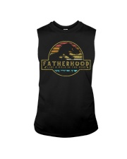 Fatherhood like a walk in the park Sleeveless Tee thumbnail