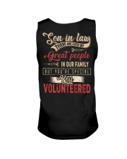 T-SHIRT - SON-IN-LAW - VINTAGE - YOU VOLUNTEERED Unisex Tank thumbnail