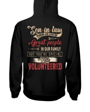 T-SHIRT - SON-IN-LAW - VINTAGE - YOU VOLUNTEERED Hooded Sweatshirt thumbnail