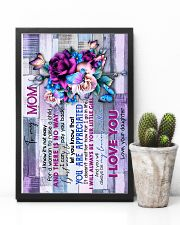 To My Mom - You Are Appreciated - Poster 16x24 Poster lifestyle-poster-8