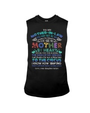 MOTHER-IN-LAW - FUNNY T-SHIRT - THANK YOU Sleeveless Tee thumbnail