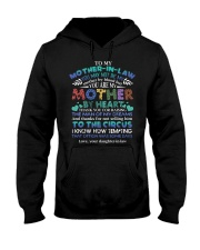 MOTHER-IN-LAW - FUNNY T-SHIRT - THANK YOU Hooded Sweatshirt thumbnail