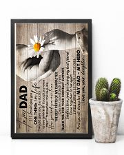 POSTER - TO MY DAD - IF I COULD GIVE YOU 16x24 Poster lifestyle-poster-8