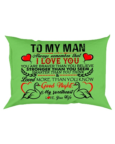 TO MY MAN