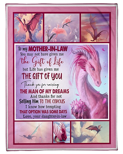 TO MY MOTHER-IN-LAW - DRAGON
