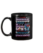 Daughter-in-law - Native American - Circus - Mug Mug back