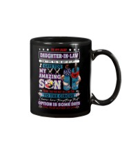 Daughter-in-law - Native American - Circus - Mug Mug front