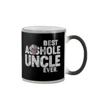 Best asshole Uncle ever Color Changing Mug thumbnail