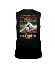 I ASKED GOD - MY DAUGHTER - BEST FRIEND Sleeveless Tee thumbnail