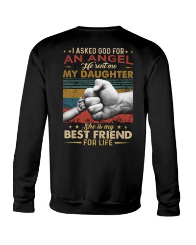 I ASKED GOD - MY DAUGHTER - BEST FRIEND