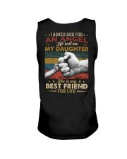 I ASKED GOD - MY DAUGHTER - BEST FRIEND Unisex Tank thumbnail