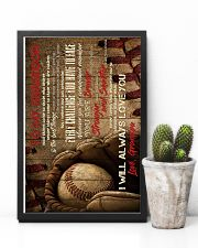 To Grandson - I Will Always Love You - Poster 16x24 Poster lifestyle-poster-8