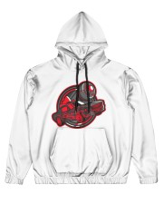 Rocket League Stylish Dominus Men's All Over Print Hoodie thumbnail