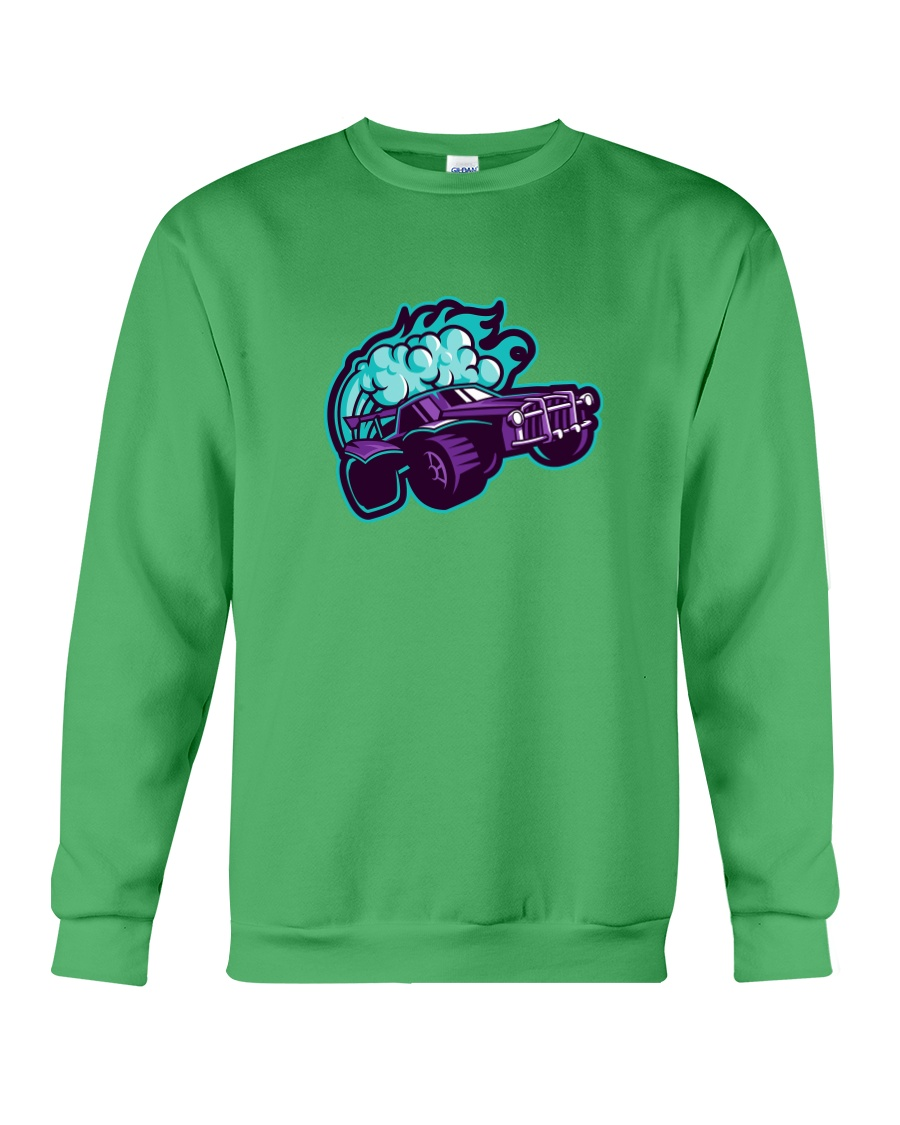 Rocket League Octane Boost Crewneck Sweatshirt