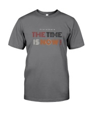 20200526 The Time Is Now  Premium Fit Mens Tee thumbnail