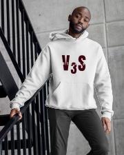 Vinte3Sete Hoodie Hooded Sweatshirt apparel-hooded-sweatshirt-lifestyle-front-10