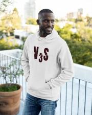 Vinte3Sete Hoodie Hooded Sweatshirt apparel-hooded-sweatshirt-lifestyle-front-16