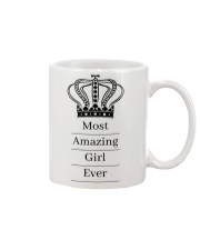 Most amazing girl Mug thumbnail