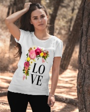 Love Flowers  Ladies T-Shirt apparel-ladies-t-shirt-lifestyle-06