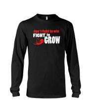 SUPER QUOTES - Fight to Grow drk Long Sleeve Tee thumbnail