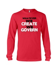 SUPER QUOTES - Whatever We Create rd Long Sleeve Tee thumbnail