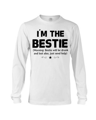 I'M THE BESTIE T-SHIRT