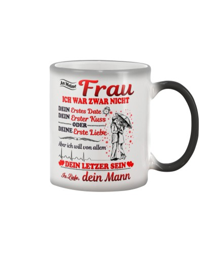 AN MEINE FRAU - DEIN MANN