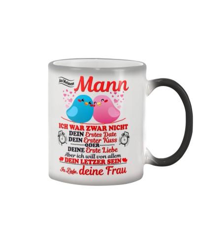 AN MEINEN MANN - DEINE FRAU