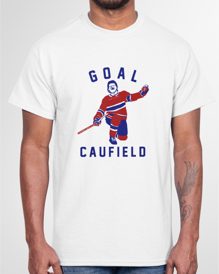 special edition goal caufield shirt