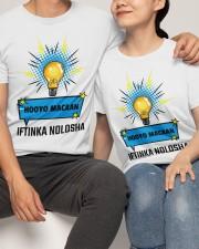 Hooyo iftinka nolsha Classic T-Shirt apparel-classic-tshirt-lifestyle-front-121