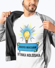 Hooyo iftinka nolsha Classic T-Shirt apparel-classic-tshirt-lifestyle-front-93