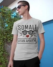 SOMALI Classic T-Shirt apparel-classic-tshirt-lifestyle-17