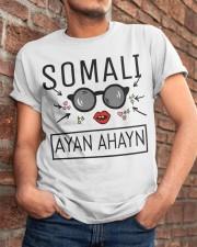 SOMALI Classic T-Shirt apparel-classic-tshirt-lifestyle-26