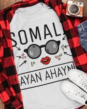 SOMALI Classic T-Shirt apparel-classic-tshirt-lifestyle-front-163