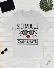 SOMALI Classic T-Shirt lifestyle-mens-crewneck-front-17