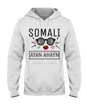 SOMALI Hooded Sweatshirt tile