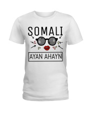SOMALI Ladies T-Shirt tile