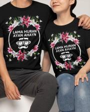 Lama Huran Classic T-Shirt apparel-classic-tshirt-lifestyle-front-121