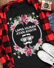 Lama Huran Classic T-Shirt apparel-classic-tshirt-lifestyle-front-163