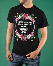 Lama Huran Classic T-Shirt apparel-classic-tshirt-lifestyle-front-88
