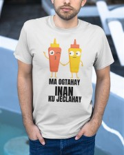 INAN KU JECALAHY Classic T-Shirt apparel-classic-tshirt-lifestyle-front-45