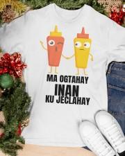INAN KU JECALAHY Classic T-Shirt apparel-classic-tshirt-lifestyle-front-82
