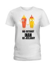 INAN KU JECALAHY Ladies T-Shirt tile