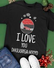 DHULKA HOOYO Classic T-Shirt apparel-classic-tshirt-lifestyle-back-69