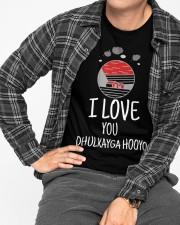 DHULKA HOOYO Classic T-Shirt apparel-classic-tshirt-lifestyle-front-167