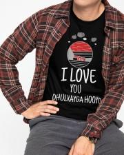 DHULKA HOOYO Classic T-Shirt apparel-classic-tshirt-lifestyle-front-169