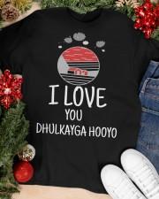 DHULKA HOOYO Classic T-Shirt apparel-classic-tshirt-lifestyle-front-81