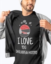 DHULKA HOOYO Classic T-Shirt apparel-classic-tshirt-lifestyle-front-93